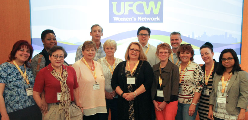 Local 1006A at UFCW International's Women's Network Conference