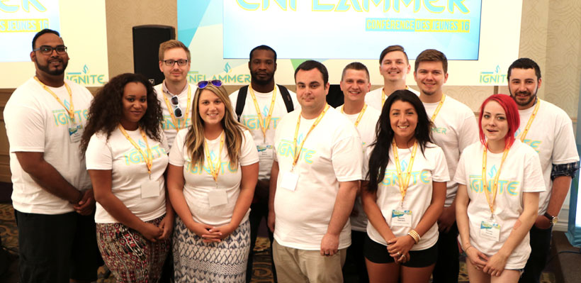 Local 1006A Members attend UFCW Canada's National Youth Conference