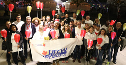Join Your Union in Creating Hope at Light the Night Fundraisers