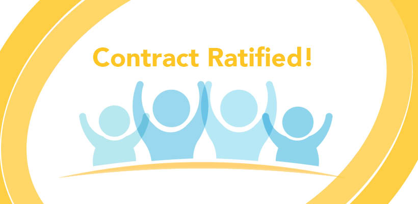 UFCW 1006A members at Doubletree Hilton London ratify new contract