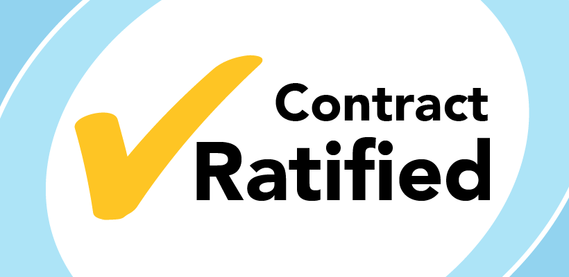 Restaurant Union Contract Ratified