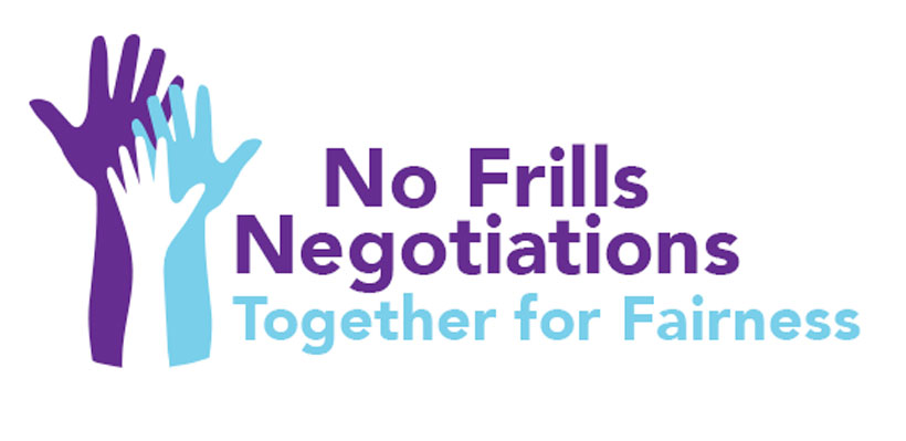 No Frills Union Negotiations