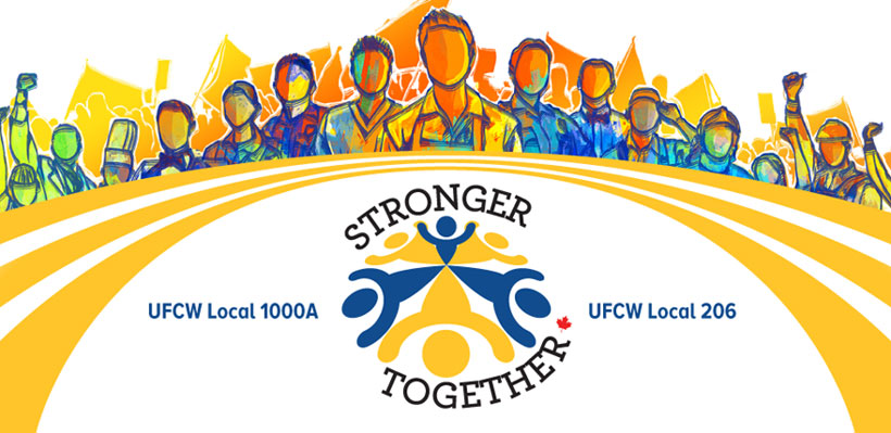 On May 1, 2016, UFCW Local 1000A and Local 206 merged to form UFCW Canada Local 1006A