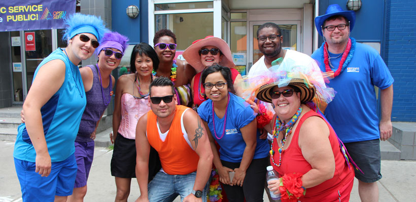 UFCW Canada Local 1006A proud to celebrate Toronto Pride