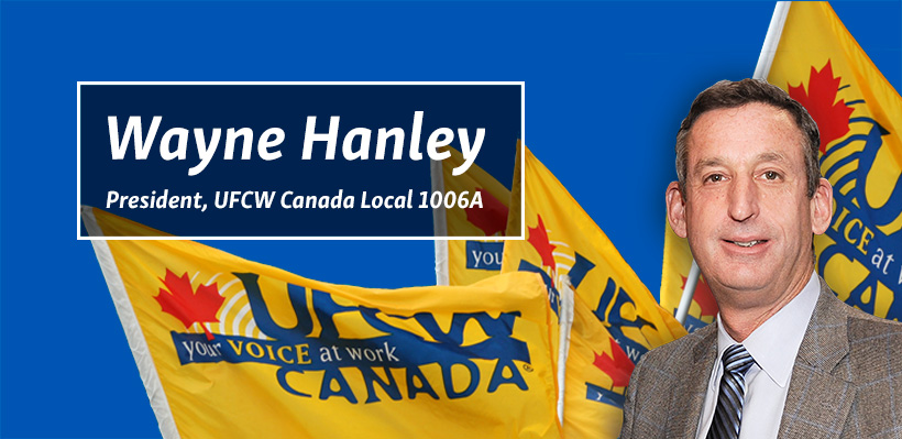 Welcome to the New and Improved ufcw1006a.ca!