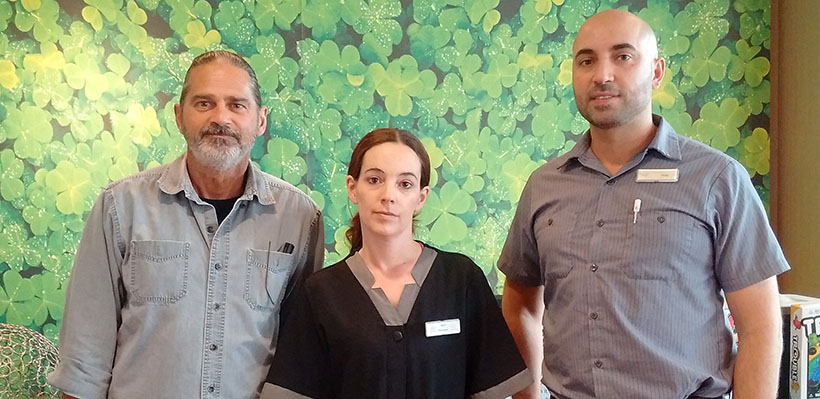 Members at Courtyard by Marriott in Kingston Ratify Strong Contract