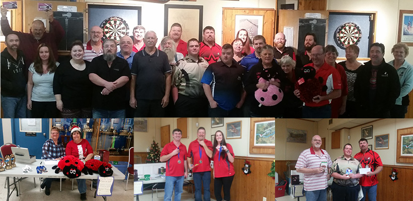 Dart Tournaments Raises $1100 for Leukeumia & Lymphoma Research