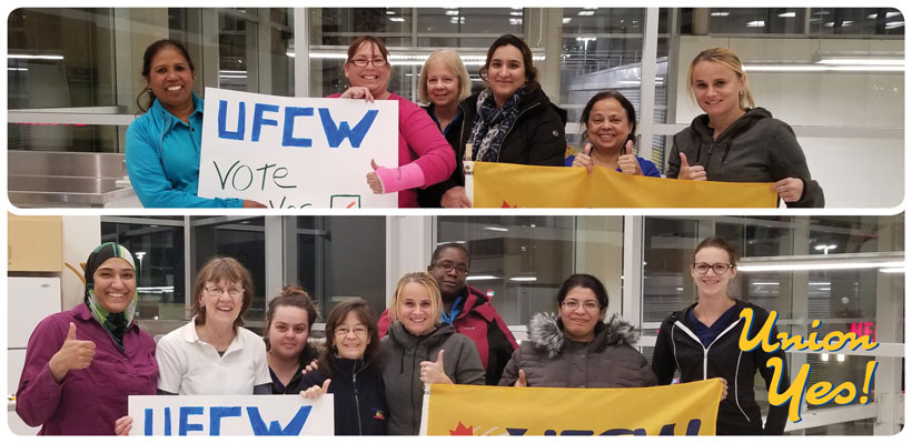 UFCW 1006A is best union in Ontario for Childcare Workers