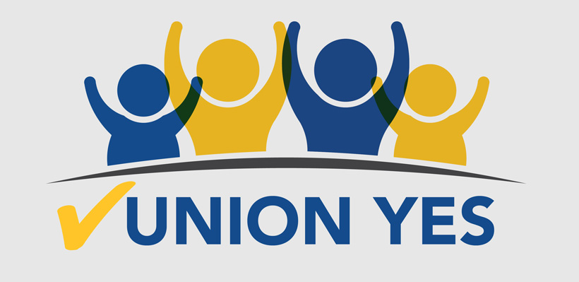 Workers in Toronto choose to join Ontario's Best Union.