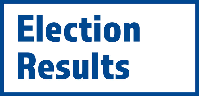 Official results of the UFCW Canada Local 1006A Executive Board Nomination & Election
