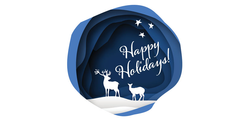 Wishing you Peace and Joy this Holiday Season