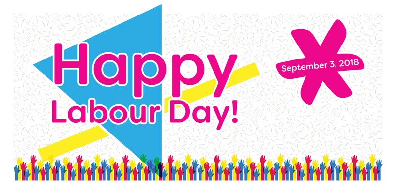 Local 1006A wishes all a very happy Labour Day.