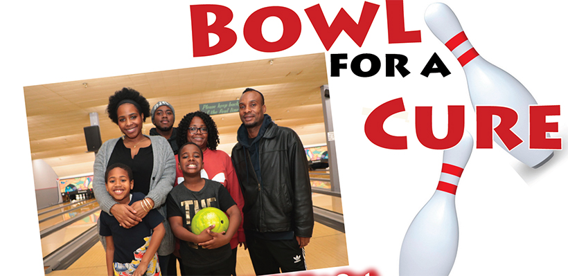 Join us to Bowl for A Cure on November 16