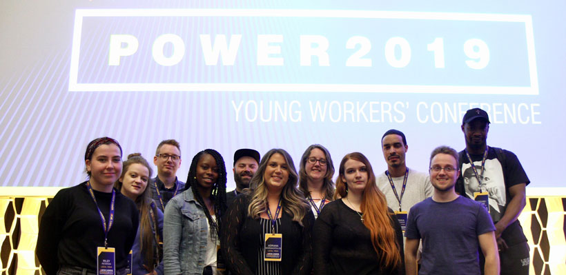UFCW Canada Young Worker Conference Empowers Young Activists