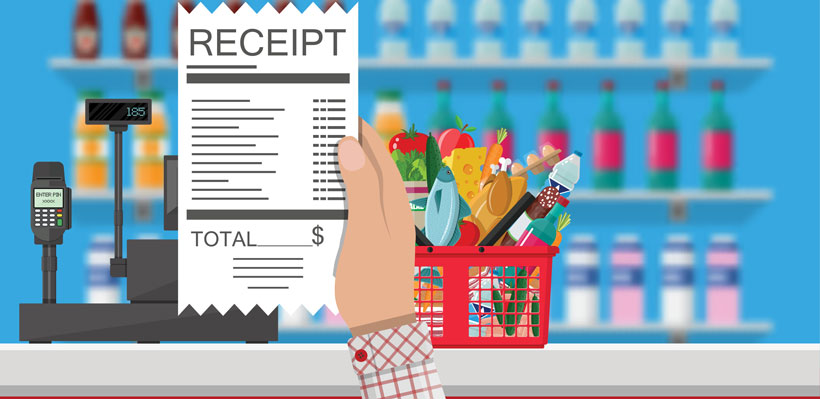 Could Toxic Sales Receipts Be Making You Sick?
