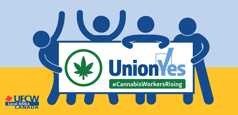 Ontarios Cannabis Workers Union welcomes Superette Retail Workers.