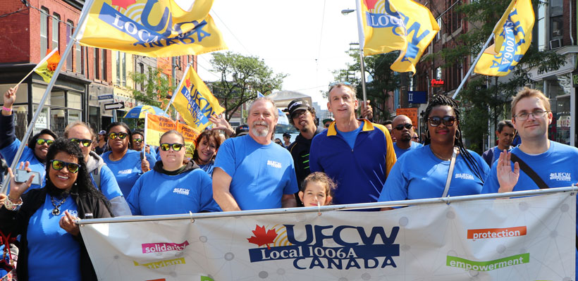 Happy Labour Day from Local 1006A