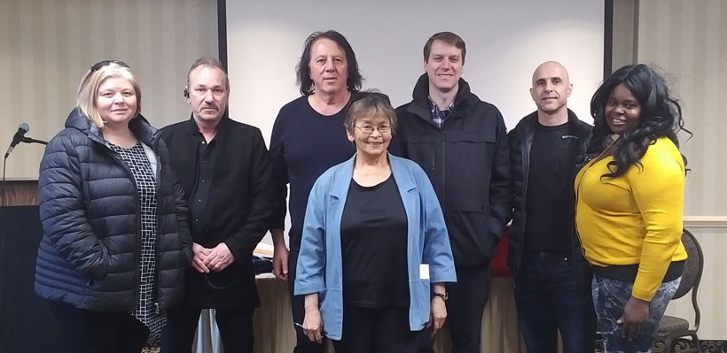 UFCW Canada Local 1006A's Miller Transit Negotiations Committee