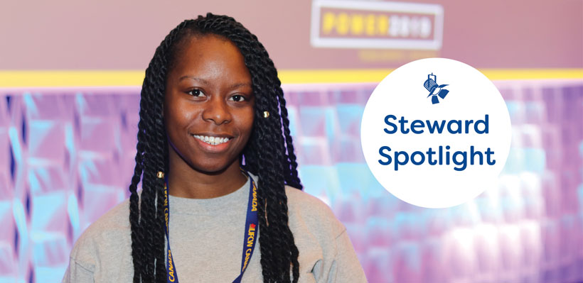 Union Steward Valrie Francis – Steward Spotlight